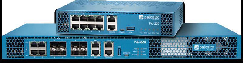 Palo Alto Next Generation Firewalls